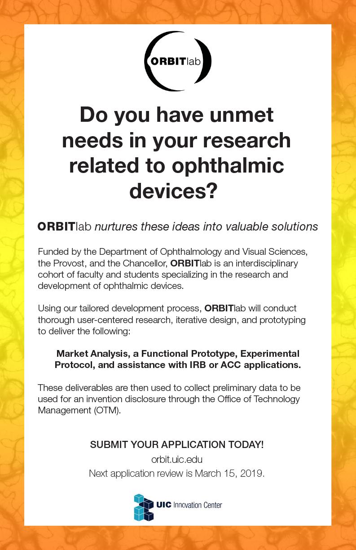 ORBITlab flyer